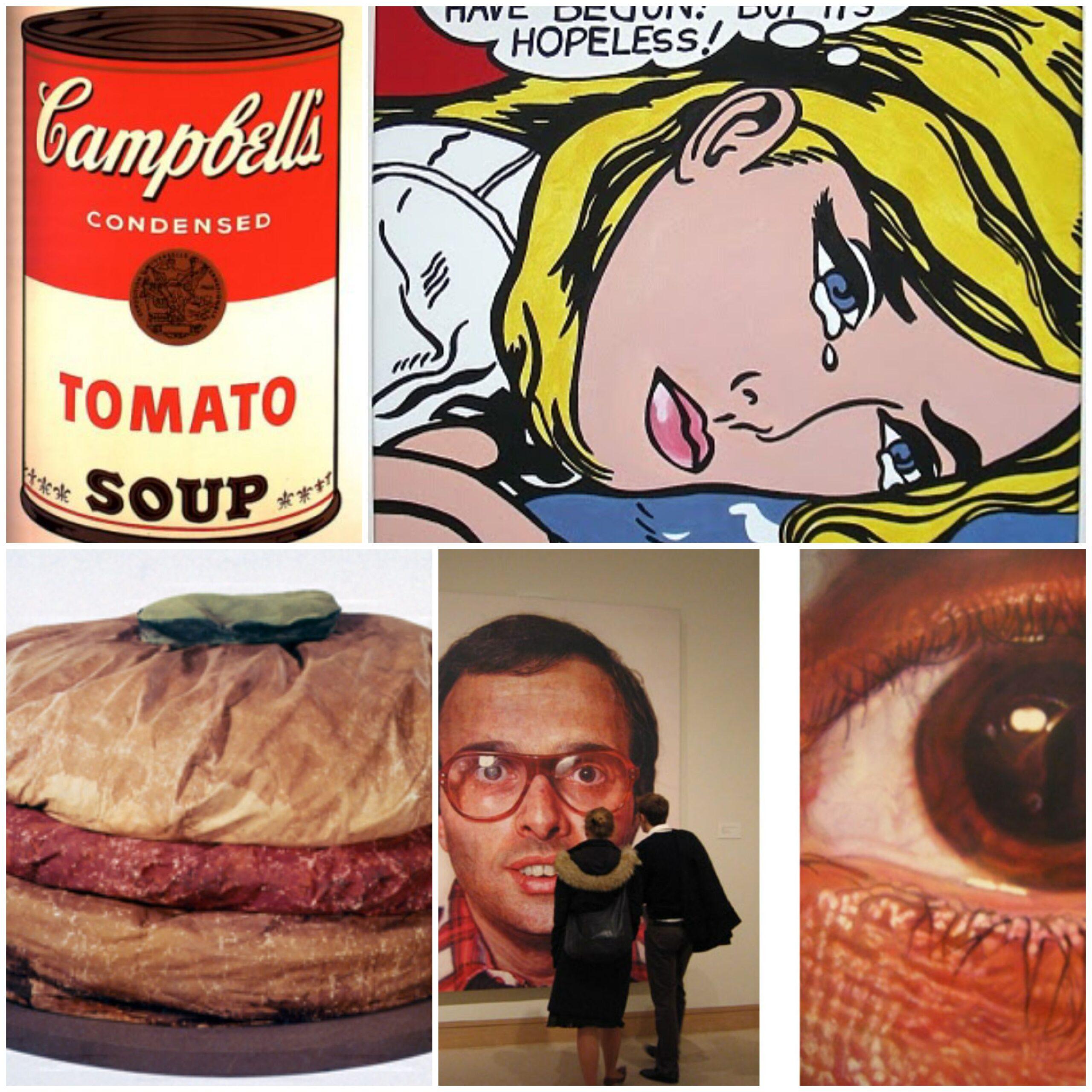 Irányzatok és művészetfelfogások az 1945 utáni művészetben – 2. rész