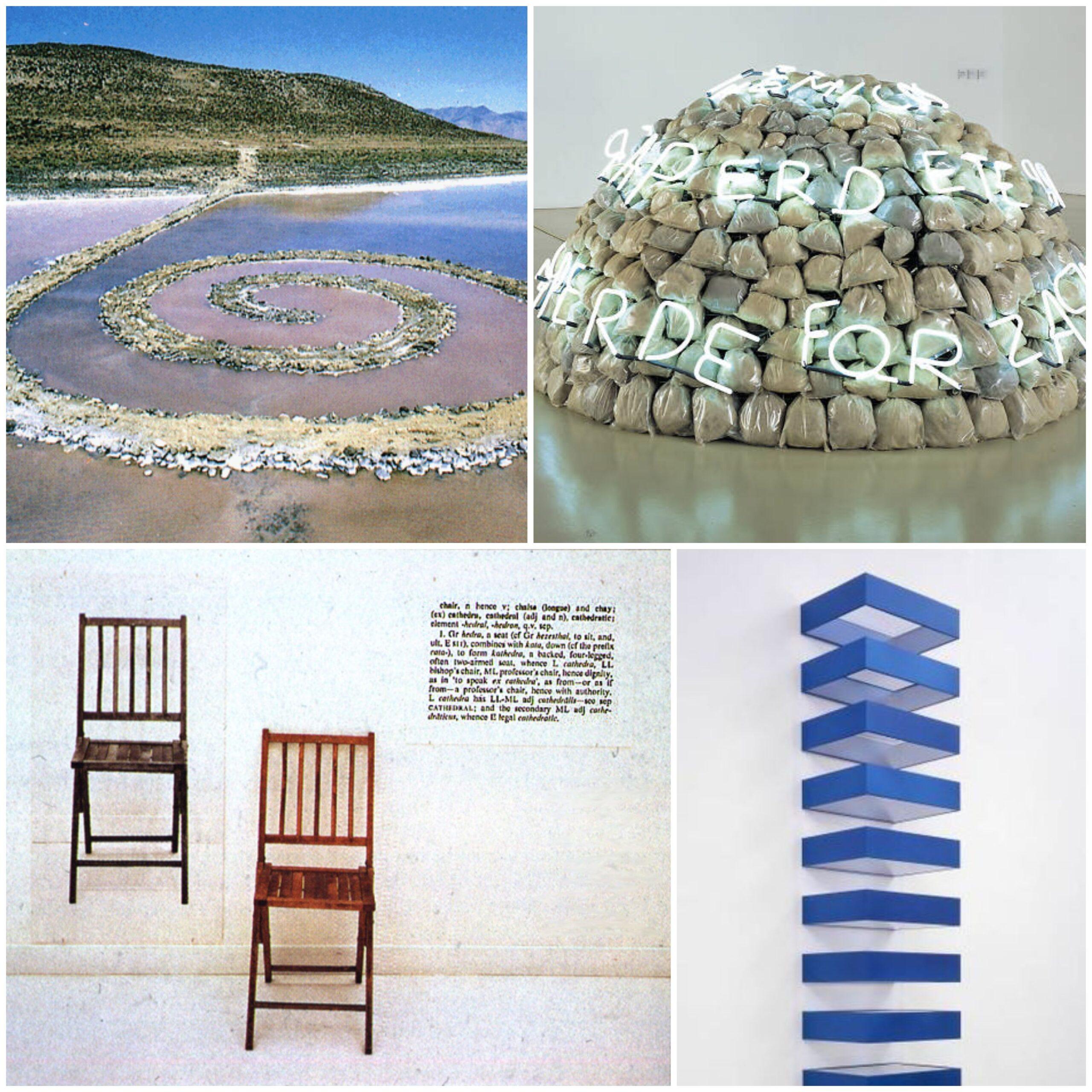 Irányzatok és művészetfelfogások az 1945 utáni művészetben – 3. rész