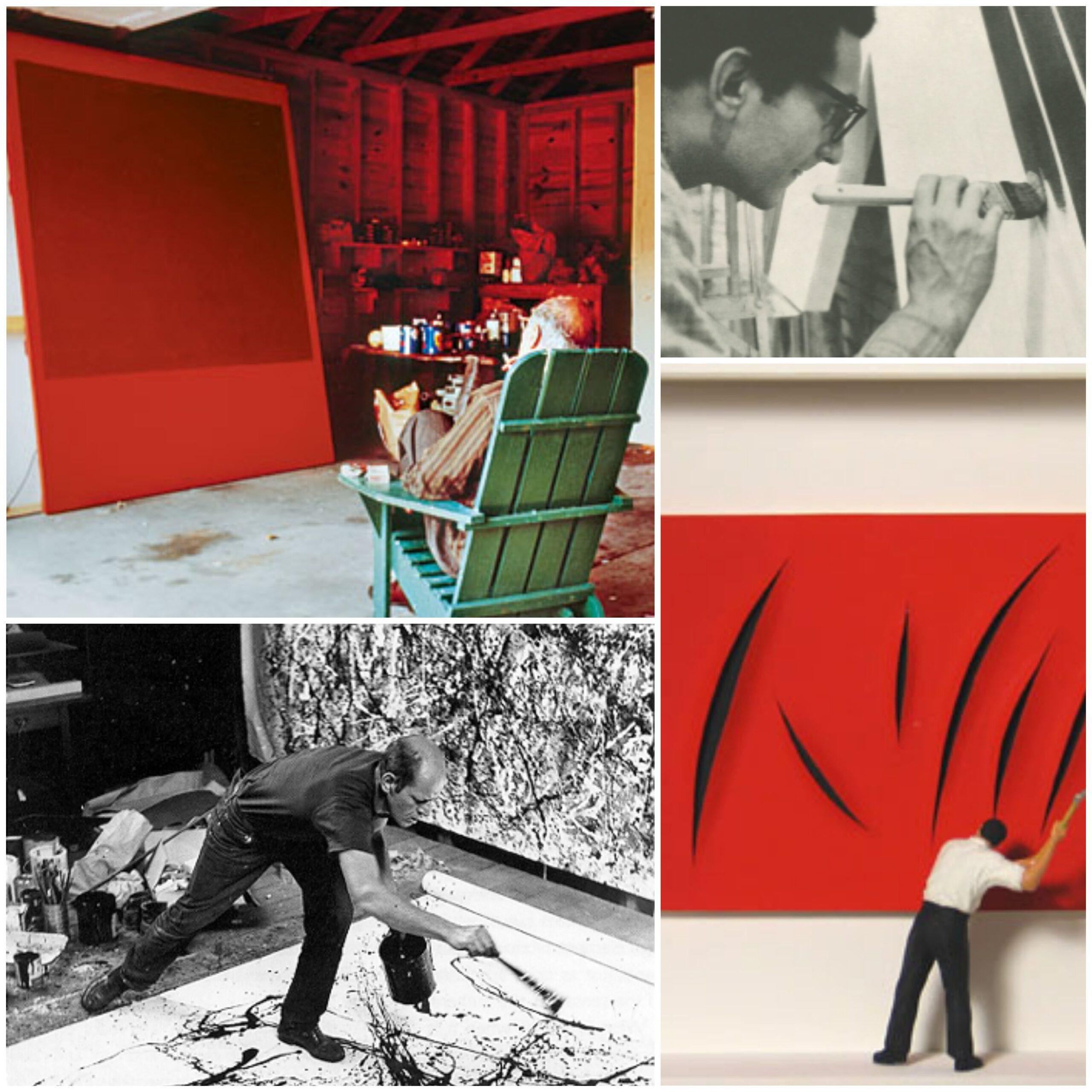 Irányzatok és művészetfelfogások az 1945 utáni nemzetközi művészetben 1 – 4. rész